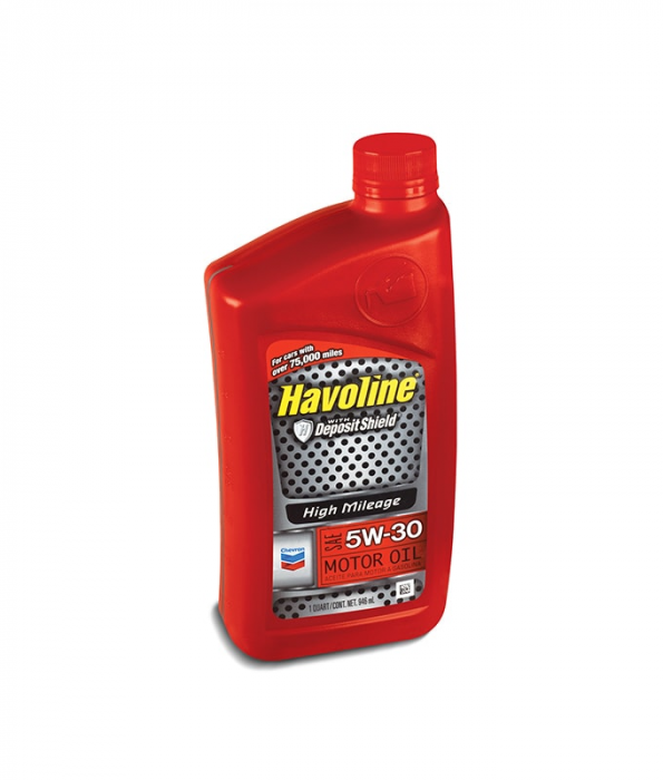 Chevron Havoline High Mileage 5W-30