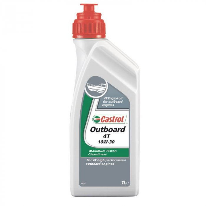 Castrol Outboard 4T