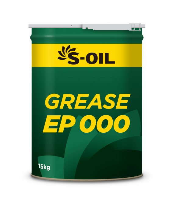 S-Oil Grease EP 000