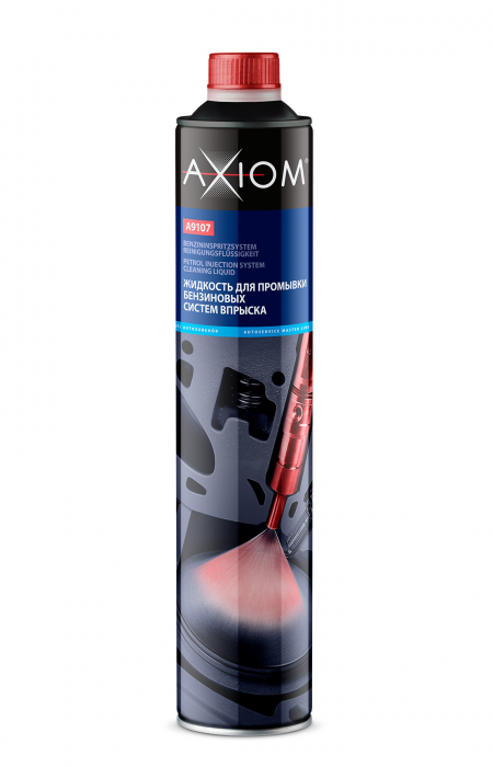 Axiom Petrol Injection System Cleaner A9107