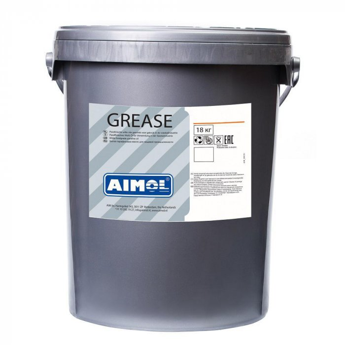 Aimol Grease Polyurea EP 2 SLS Graphite