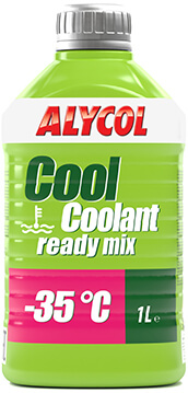 Alycol Cool Ready mix -35 °C