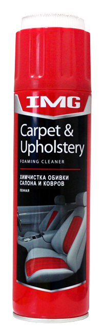 IMG Carpet & Upholstery Foaming Cleaner