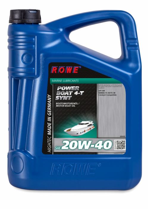 Rowe Hightec Power Boat 4-T SAE 20W-40 Synt