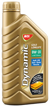 Dynamic Gold Longlife 0W-20