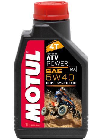 ATV Power 4T 5W-40