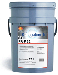 Shell Clavus R 32 новое название Shell Refrigeration Oil S4 FR-F 32