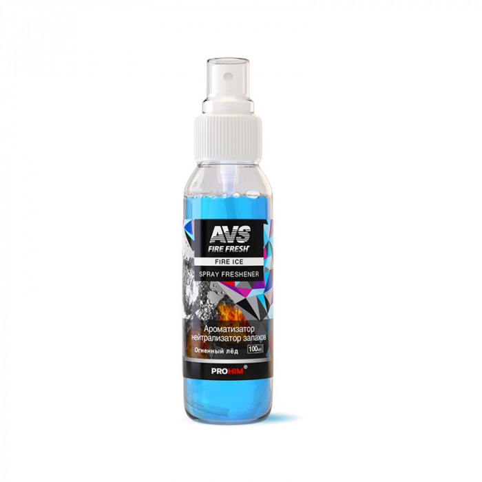 AVS Spray Freshener Fire Ice