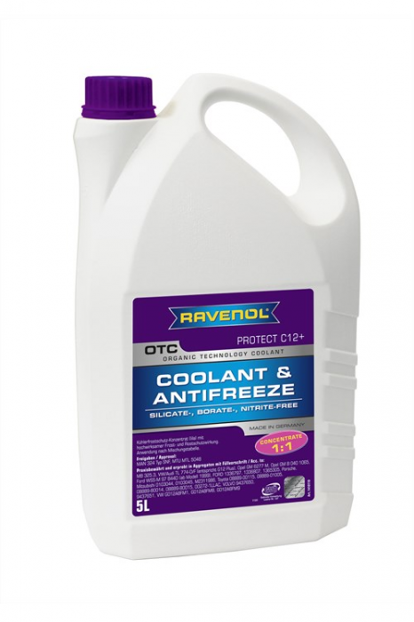 OTC Coolant & Antifreeze Protect C12+ Concentrate