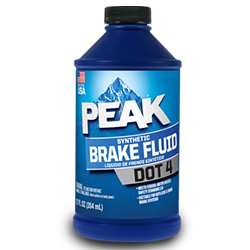 Peak Brake Fluid DOT 4