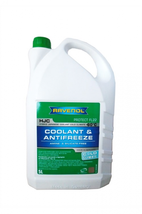 HJC Coolant & Antifreeze Protect FL22 Cold Climate -60 °C