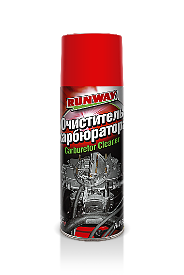 Runway Carburetor Cleaner