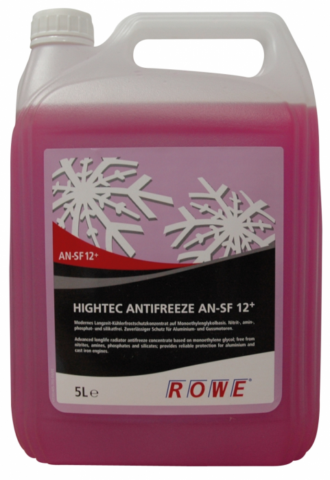 Rowe Hightec Antifreeze AN-SF 12+