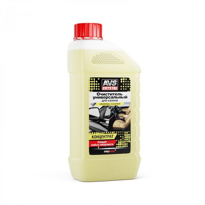 AVS Crystal Universal Cleaner Concentrate
