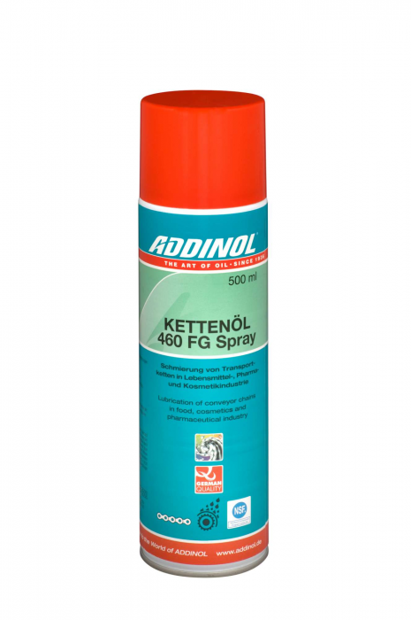 Addinol Kettenöl 460 FG Spray