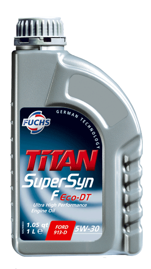 Titan Supersyn F Eco-DT SAE 5W-30