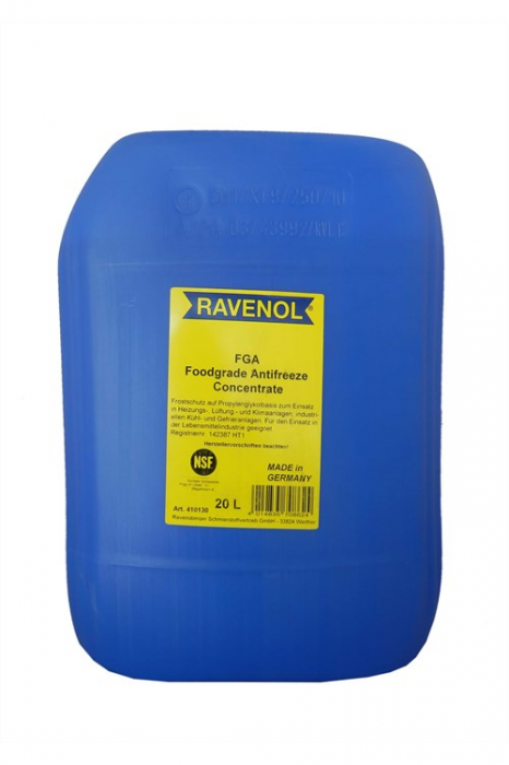 FGA Foodgrade Antifreeze Concentrate