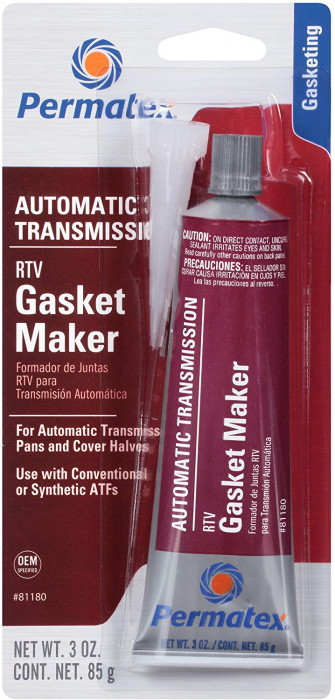 Permatex Automatic Transmission RTV Gasket Maker