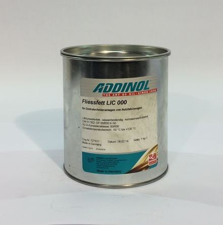 Addinol Fliessfett Lic 000