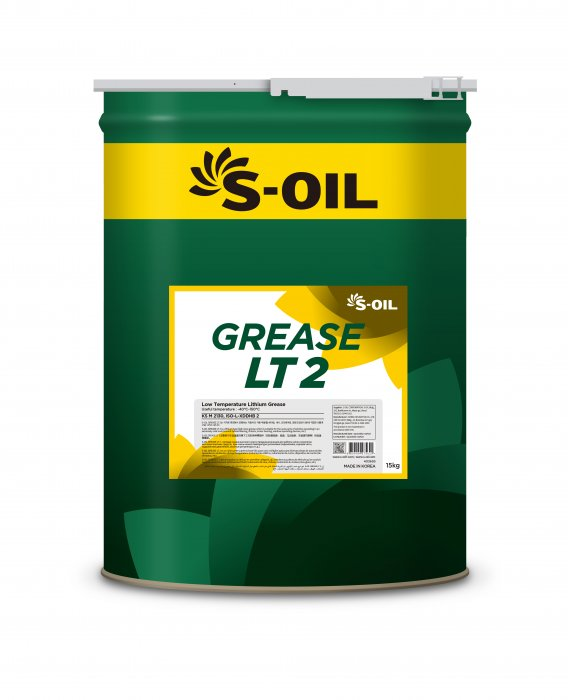 S-Oil Grease LT 2