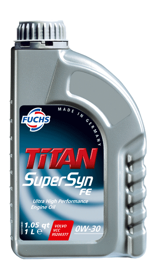 Titan Supersyn FE SAE 0W-30