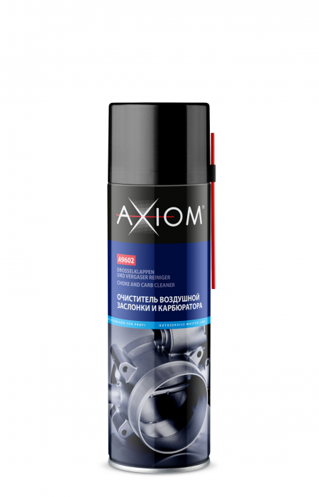 Axiom Choke and Carb Cleaner A9602