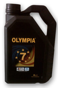Olympia Diesel Motor Oil for Locomotive