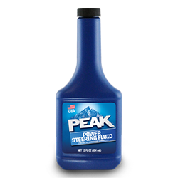 Peak Power Steering Fluid