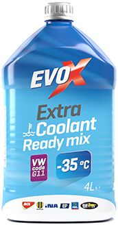 Evox Extra Ready mix -35 °C