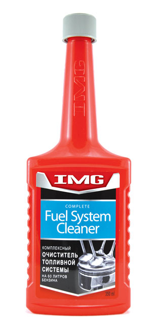 IMG Complete Fuel System Cleaner