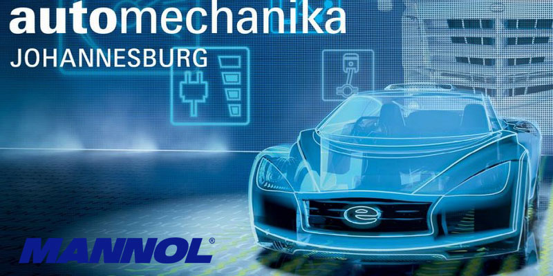 Компания Sudheimer Car Technik с продукцией Mannol примет участие в выставке Automechanika Johannesburg 2019