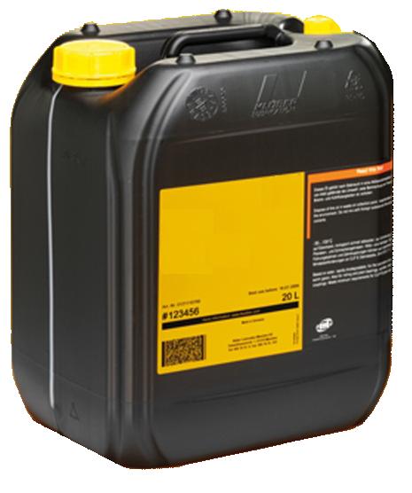 Высокотемпературное масло для цепей Klüberfluid C-F1 Ultra