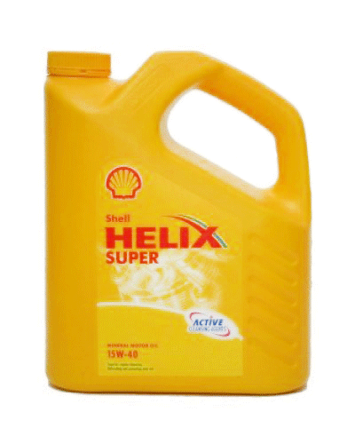 Shell Helix Super SAE 15W-40