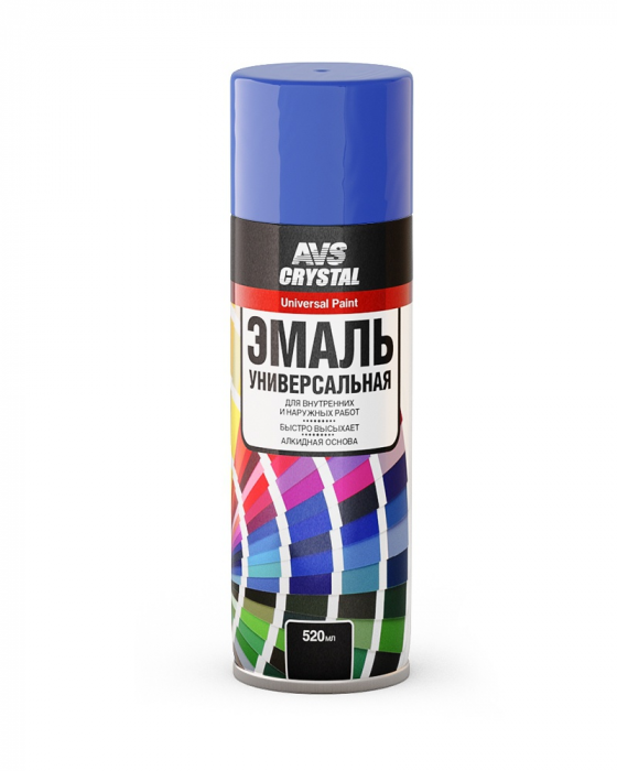 AVS Crystal Universal Paint Dark Blue