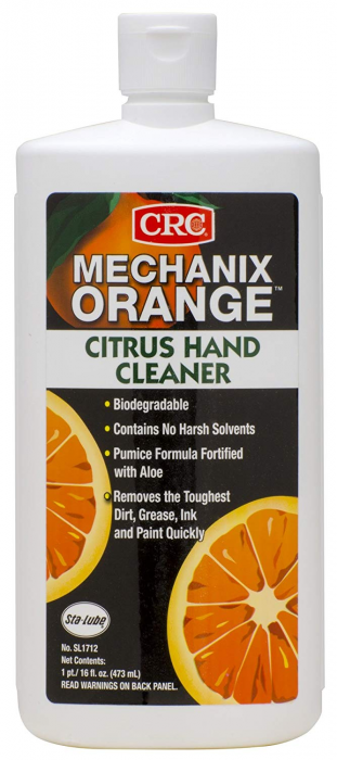 CRC Mechanix Orange