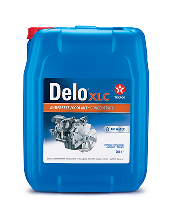 Delo Xtended Life Antifreeze / Coolant Concentrate