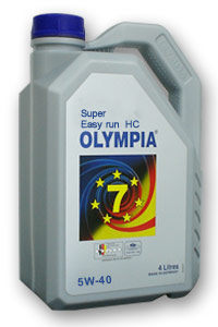 Olympia Super Easy run HC 5W-40 SJ/CF