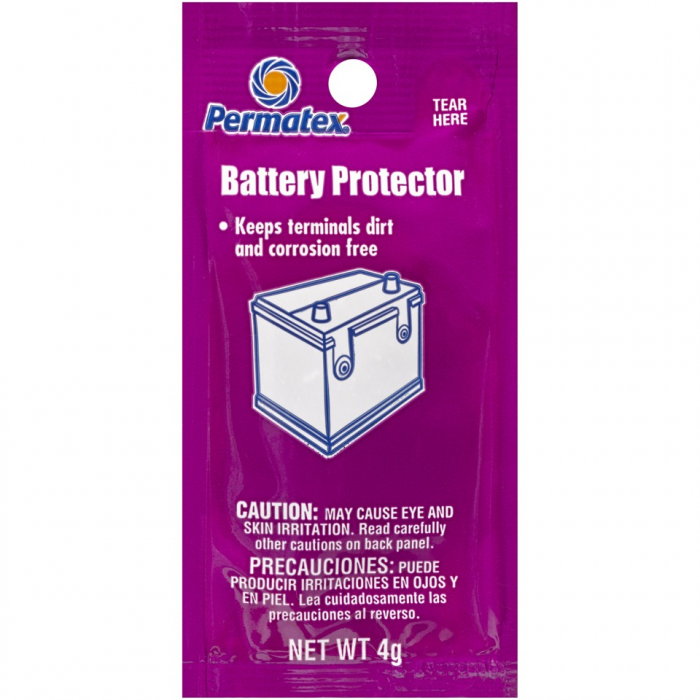 Permatex Single-Use Battery Protector