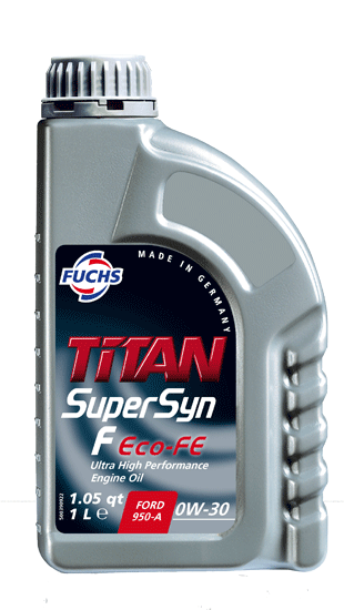 Titan Supersyn F Eco-FE SAE 0W-30