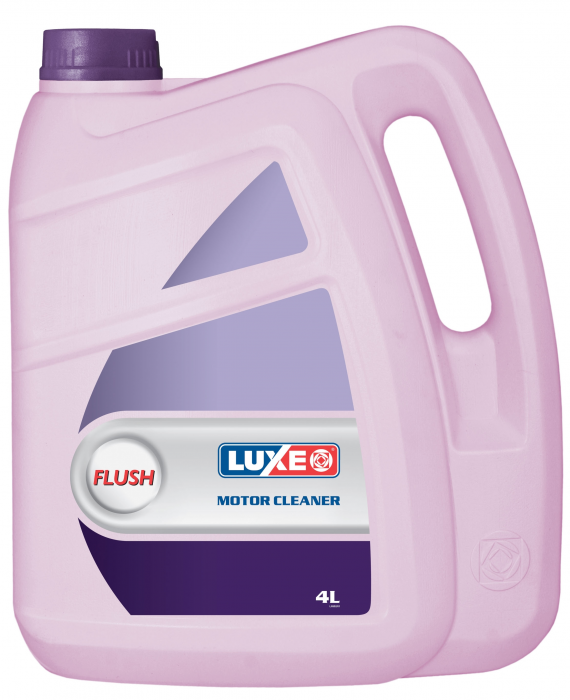 Luxe Flush Motor Cleaner