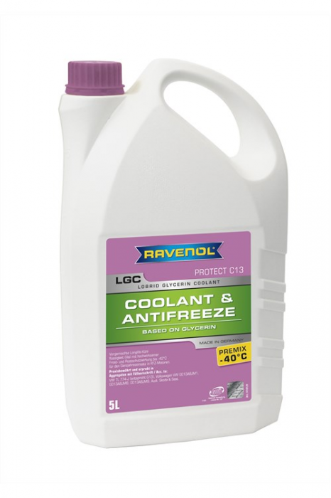 LGC Coolant & Antifreeze Premix -40 °C Protect C13