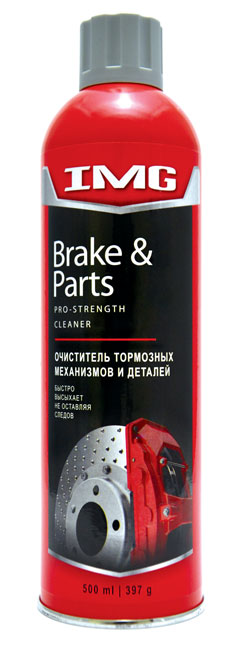 IMG Brake & Parts Pro-Strenght Cleaner