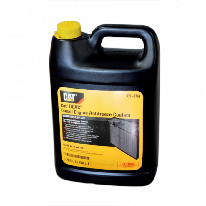 Cat DEAC Diesel Engine Antifreeze Coolant  PEHP9554