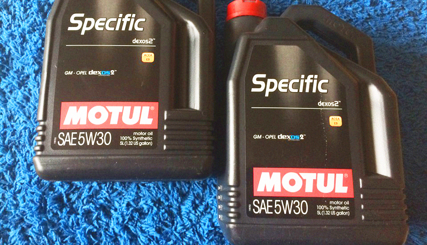 MOTUL Specific 5W-30 Dexos2