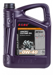 Rowe Hightec Racing Motor Oil 0W-40