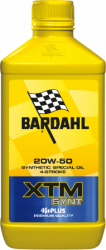 Bardahl XTM Synthetic 20W-50