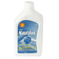 Shell Nautilus  Biodegradable Outboard